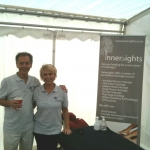 Innersights Tutors Susan & Mario representing Innersights